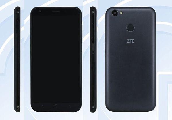 ZTE выпустит смартфон A0620 среднего класса