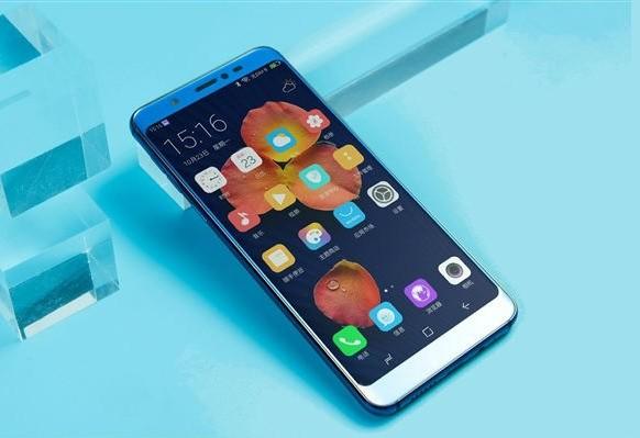 В Китае создан смартфон с 80-мегапиксельной камерой