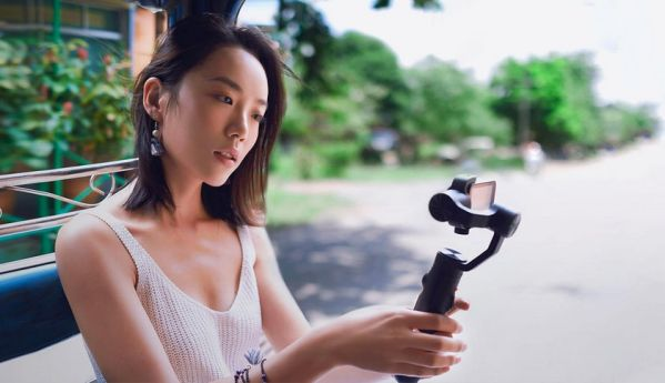 У Xiaomi вышел фирменный стабилизатор для экшн-камер