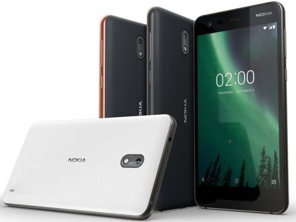 Представлен Nokia 2: стильный смартфон за 100 евро