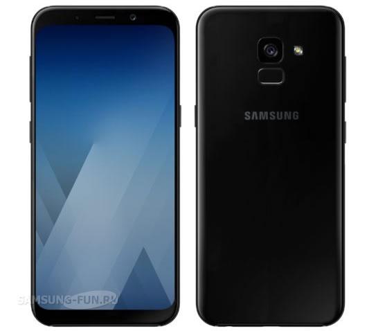 В Сети обнаружились рендеры Samsung Galaxy A5 (2018) и A7 (2018)