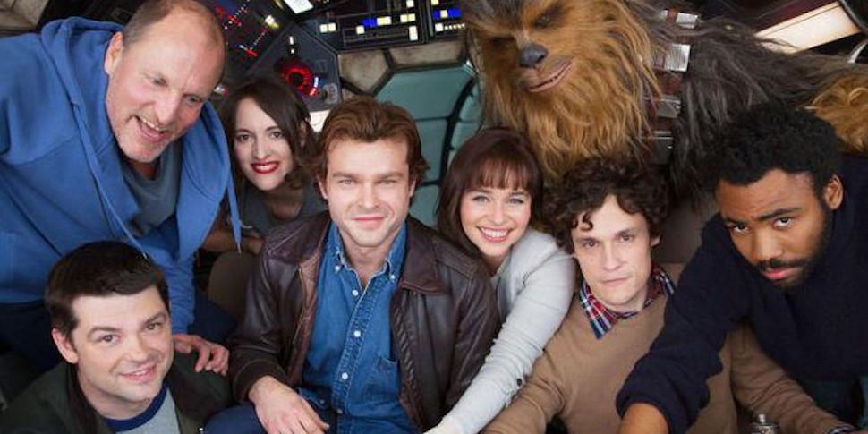 Объявлено название фильма оХане Соло извселенной «Звездные войны»