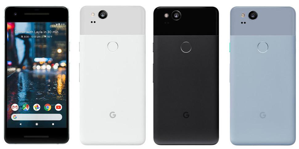 В смартфонах Pixel 2 выгорают дисплеи? Google проводит расследование