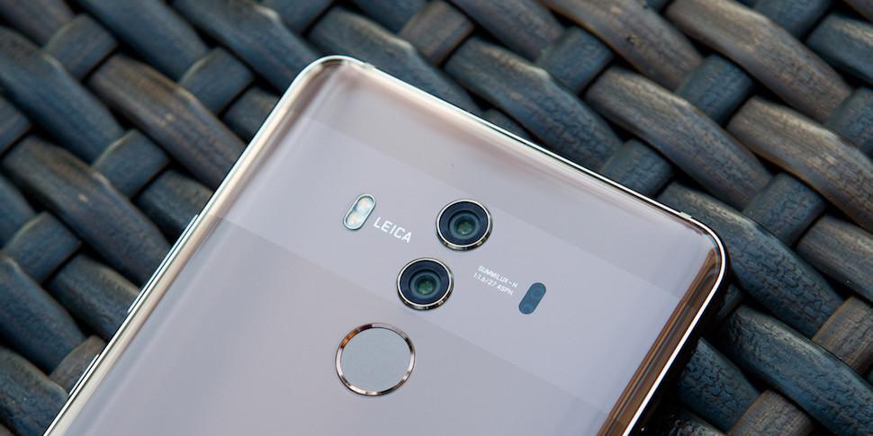 Аналитики IDC: Huawei обгонит Apple в этом или следующем году