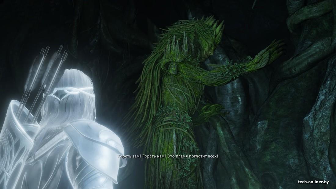 В игру как на работу. Наши видеовпечатления от Middle-earth: Shadow of War