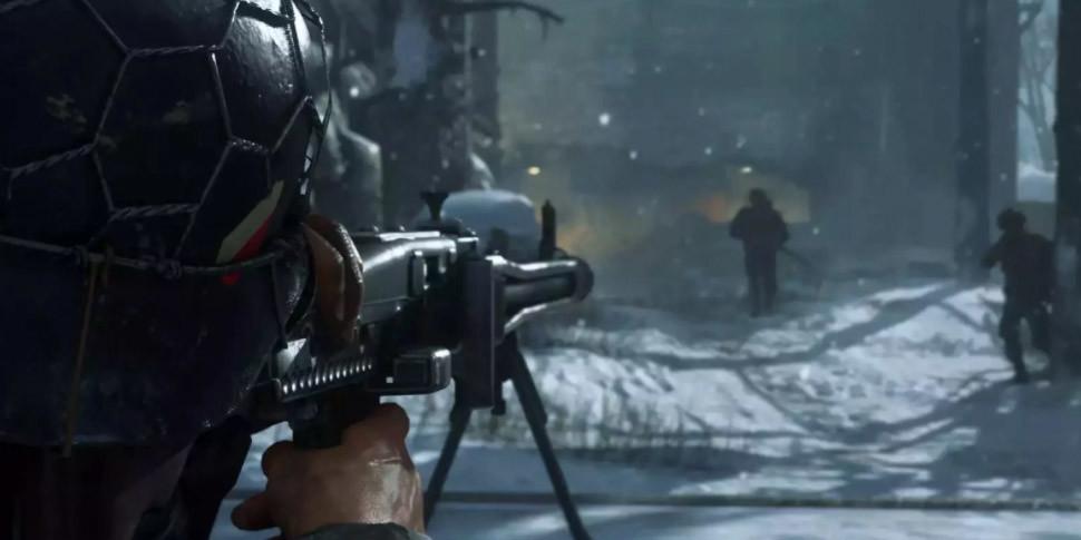 Из Call Of Duty: WW2 по требованию цензоров удалили намек на сексуальное насилие
