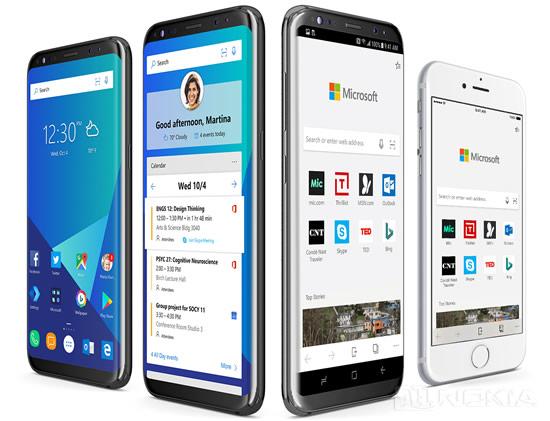 Microsoft выпустила браузер Edge на iOS и Android