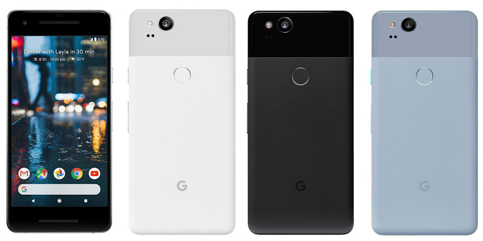 Сегодня Google представит новые смартфоны и ноутбук