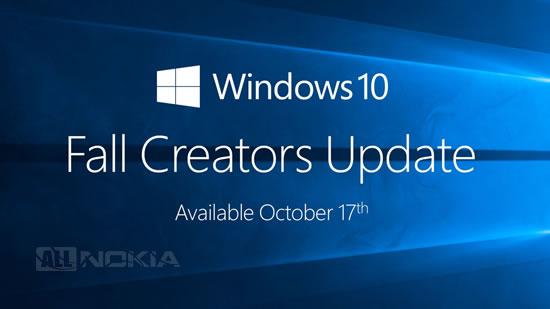 Microsoft выпустила Windows 10 Fall Creators Update