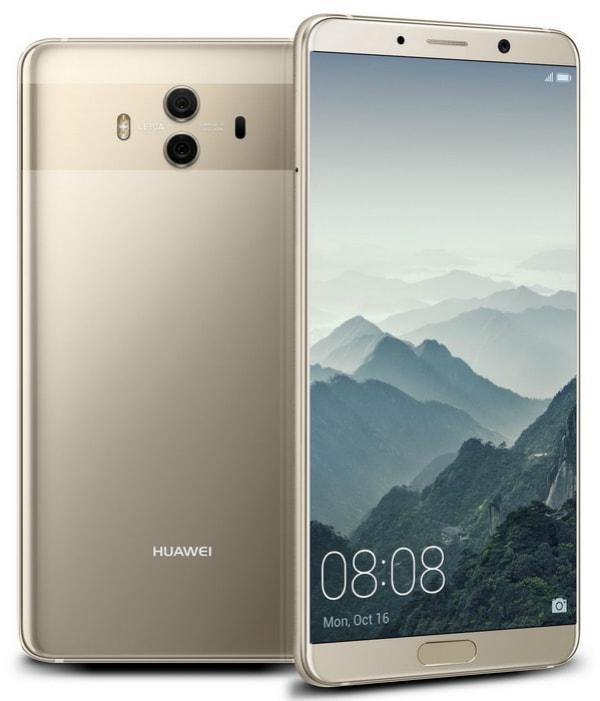 Новые флагманы Huawei впечатлили в AnTuTu