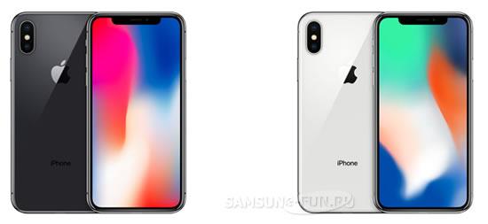 Samsung неплохо заработает на продажах  iPhone X