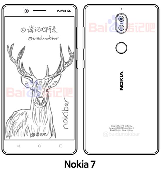Nokia 7 получит камеру с оптикой Zeiss