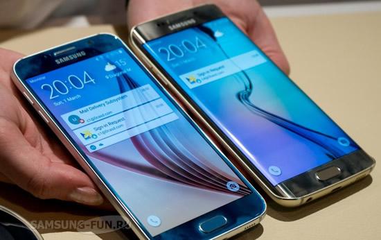 Samsung Galaxy S6 получает обновление с защитой от BlueBorne