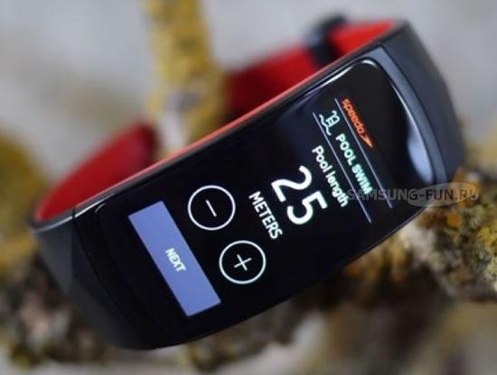 """Заявленная поддержка """"из коробки"""" iOS в браслете Samsung Gear Fit2 Pro пока  не работает"""