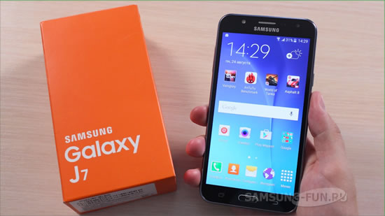 Очередной опасный инцидент с телефоном: задымился Samsung Galaxy J7