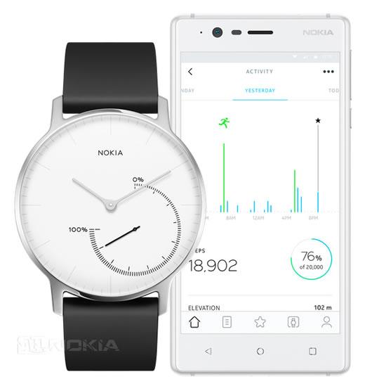 Nokia показывает преимущества часов Steel в официальном видео