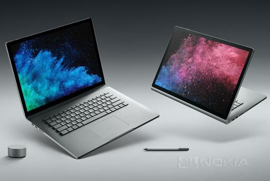 Представлен Surface Book 2 — самый мощный из устройств Surface