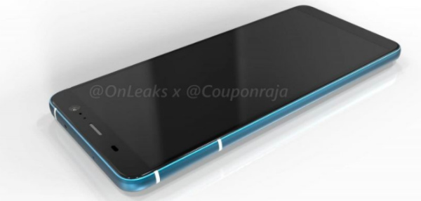 HTC U11 Plus — новый флагман с широкими рамками