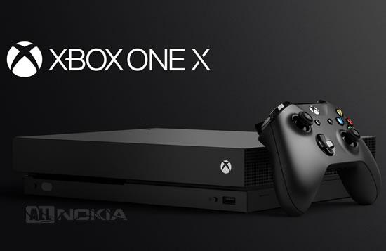 Microsoft планирует насыщенный старт продаж Xbox One X
