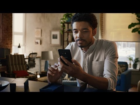 Samsung выпустила рекламный ролик Galaxy  Note 8