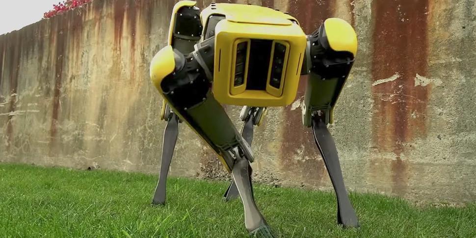 Новый робот-собака Boston Dynamics пугает подвижностью