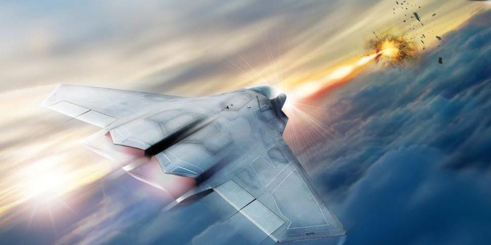 Lockheed Martin получила $26 миллионов на разработку лазерного оружия для истребителей