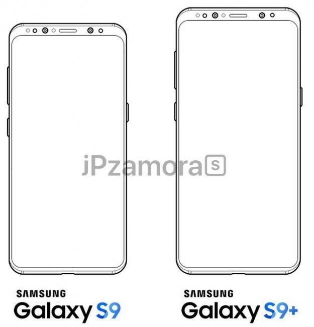 Samsung Galaxy S9: без аудиоразъема, но с двойной селфи-камерой
