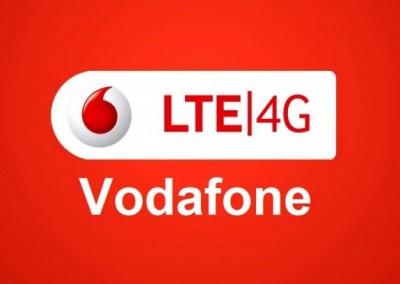 Доля 4G смартфонов в сети Vodafone выросла в два раза