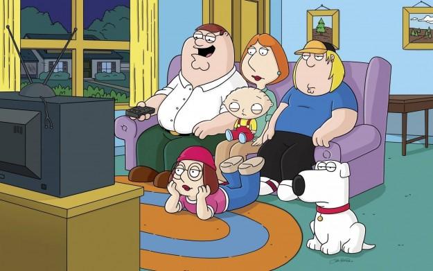 SMARTlife: Мультфильм Гриффины  - отличный вариант на замену семейке Simpson