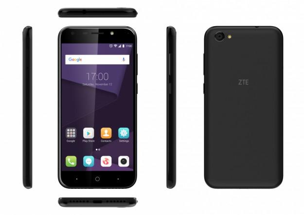 ZTE Blade A6 Lite с батареей на 5000 мАч уже скоро появится в продаже за $115
