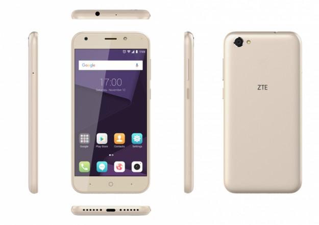 ZTE Blade A6 Lite с батареей на 5000 мАч уже скоро появится в продаже за 5