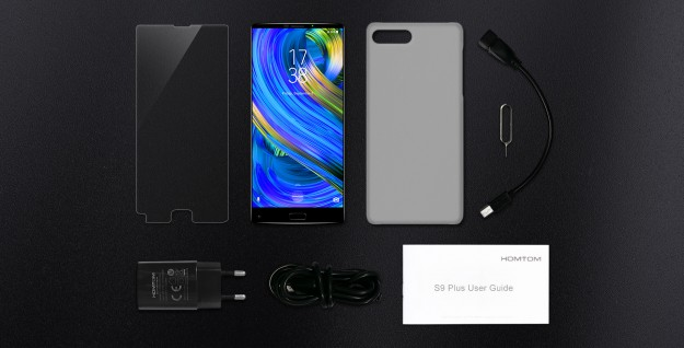Телефоны HOMTOM получили новые низкие цены на глобальной распродаже «11.11»