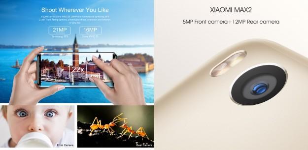 Распродажа 11.11 уже совсем скоро! Вы выберете XIAOMI MAX 2 или OUKITEL K5000?