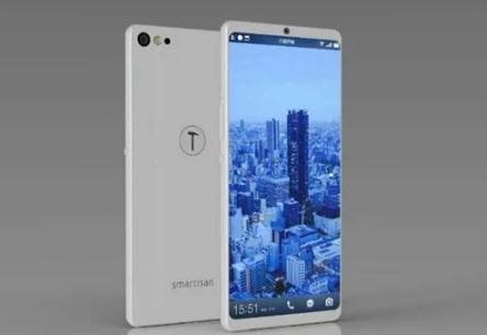 Характеристики смартфона Smartisan Nut Pro 2 стали известны до анонса