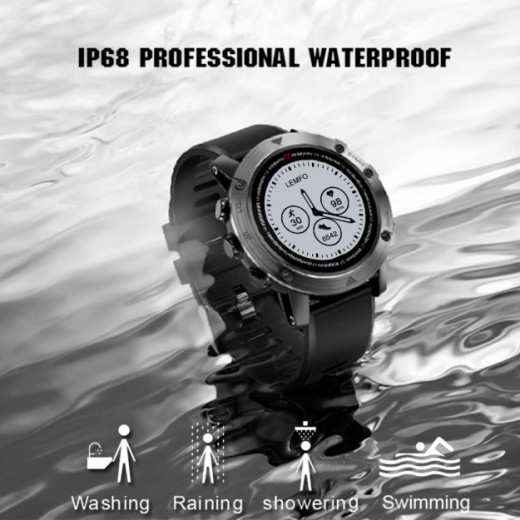 Смарт-часы LEMFO LEF2 и LES3 по специальной цене от .99  на распродаже 11.11
