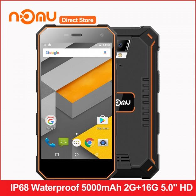 Товар дня: Скидки на защищенные смартфоны в Nomu Direct Store – цена от 9.99,