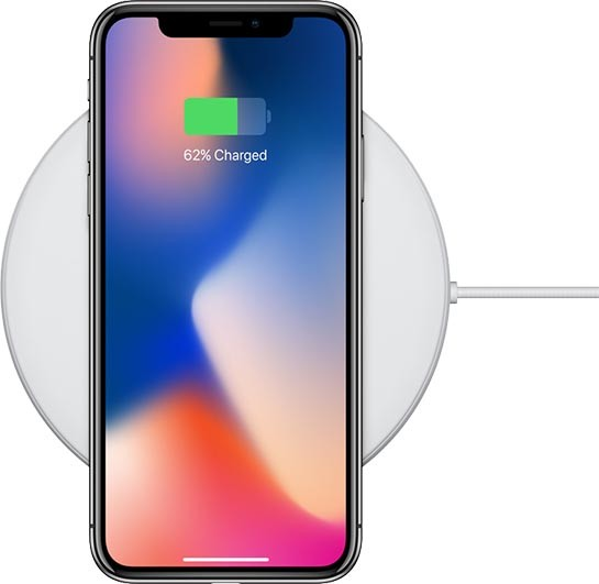 Apple увеличит скорость беспроводной зарядки iPhone 8 и iPhone X