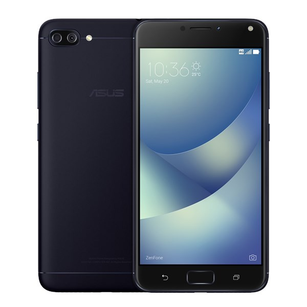 ASUS ZenFone 4 Max уже доступен в Украине от 6499 грн.