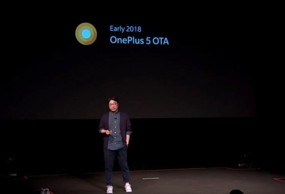 OnePlus 5 и 5T получат Android 8.0 Oreo в начале 2018 года