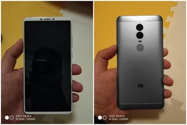 Последние слухи о смарфтоне Xiaomi Redmi 5 Plus: экран без рамок и Snapdragon 625