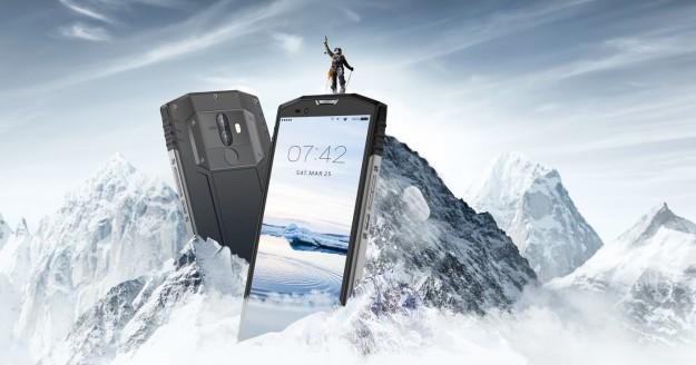 Blackview BV9000 Pro - первый в мире ударопрочный смартфон с полноэкранным дисплеем 18:9