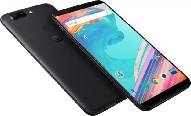 Безрамочный OnePlus 5T поступил в продажу