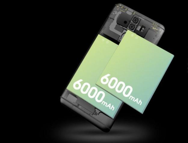 DOOGEE BL12000 с батареей на 12000 мАч бьет рекорды Книги рекордов Гиннеса