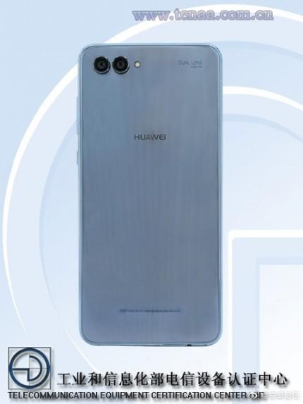 Китайцы показали безрамочный Huawei Nova 3