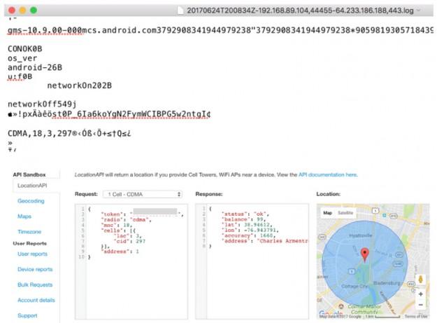 Все смартфоны с ОС Android отправляют Google данные о своём местоположении