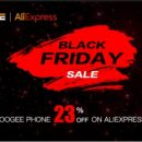 Смартфоны DOOGEE со сидкой 23% в Черную Пятницу