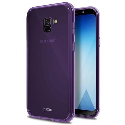 Производитель чехлов показал безрамочный Samsung Galaxy A5 (2018)