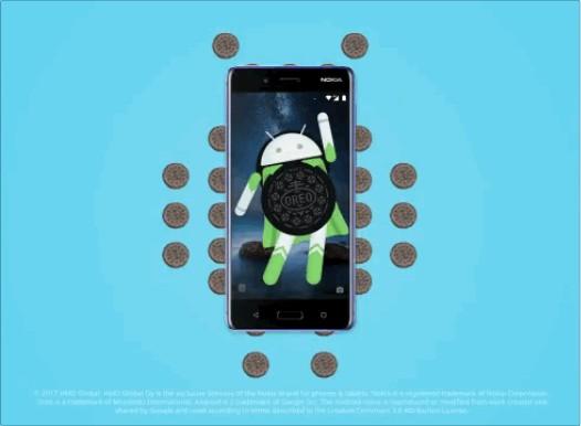 Nokia 8 начал обновляться до Android 8.0 Oreo