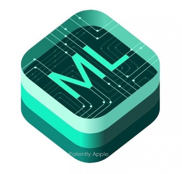 Apple регистрирует изобразительный товарный знак, обозначающий машинное обучение
