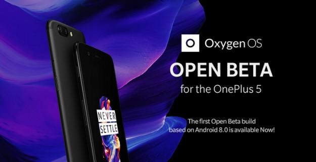 OnePlus 5 присоединился к программе бета-тестирования Android Oreo